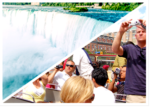 City Sightseeing Toronto / Niagara Combo Tour