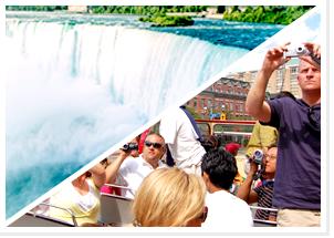 City Sightseeing Toronto / Niagara Combo Tour